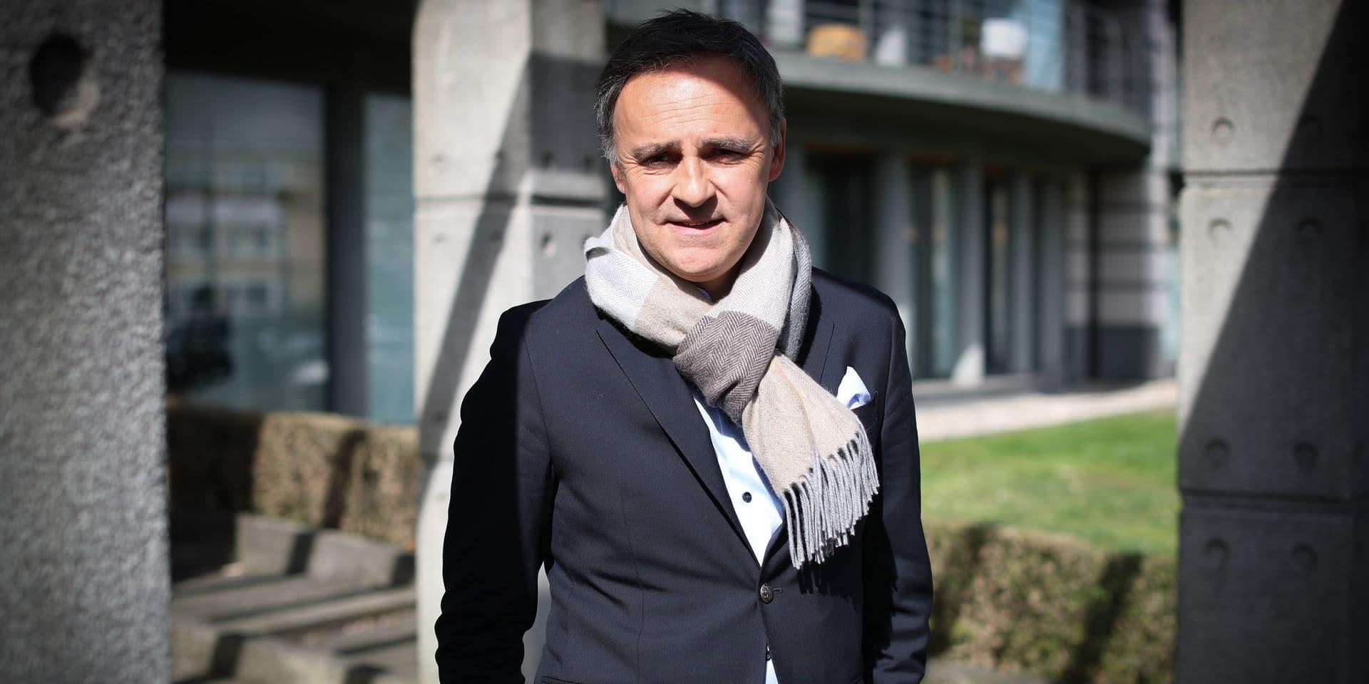 Emilio Ferrera T1 de Dudelange et directeur sportif des clubs de Flavio Becca