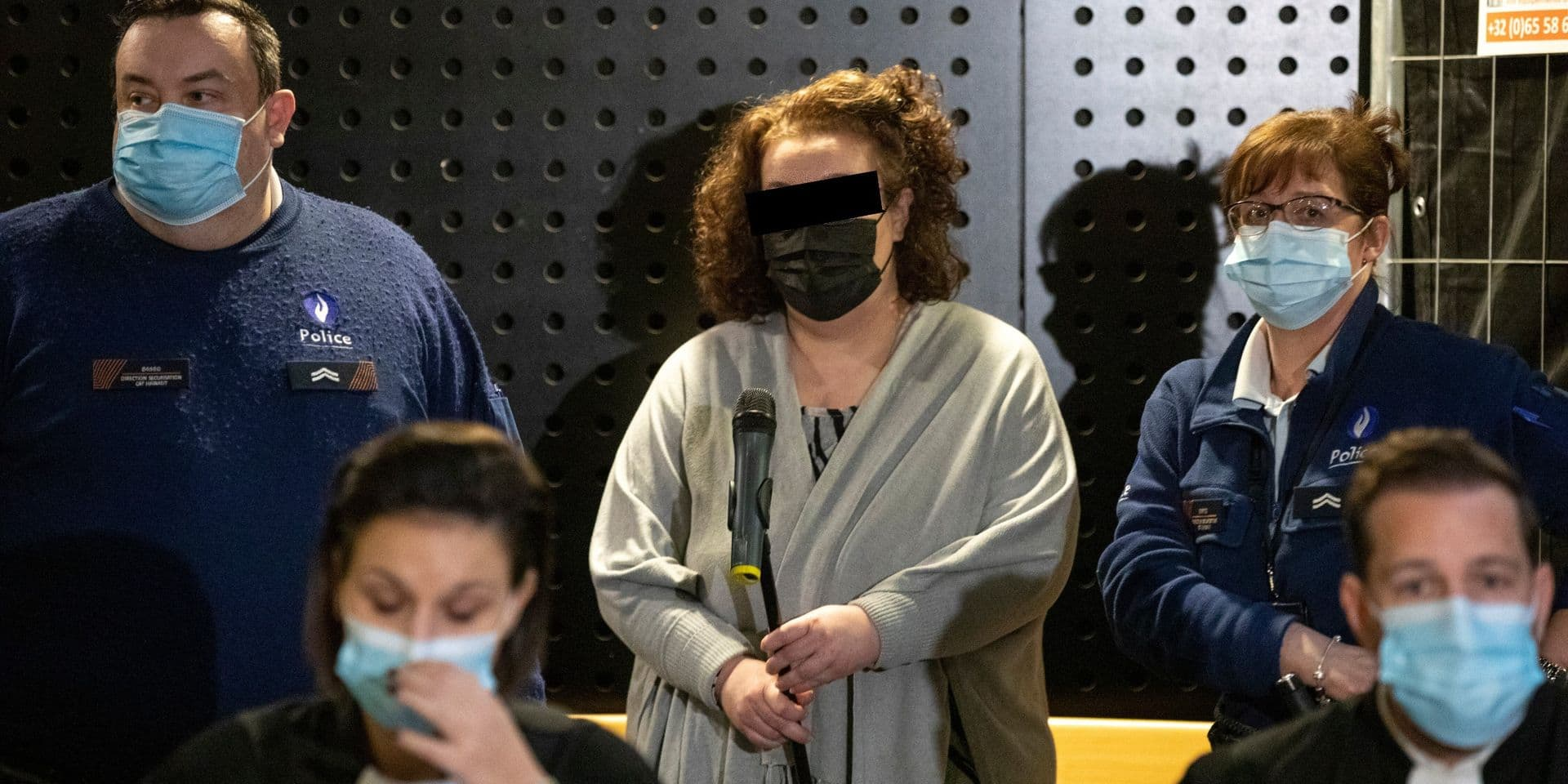 Assises Hainaut: Marjorie Leclercq reconnue coupable de l'incendie qui a tué Patricia Allemeersch à Jemappes