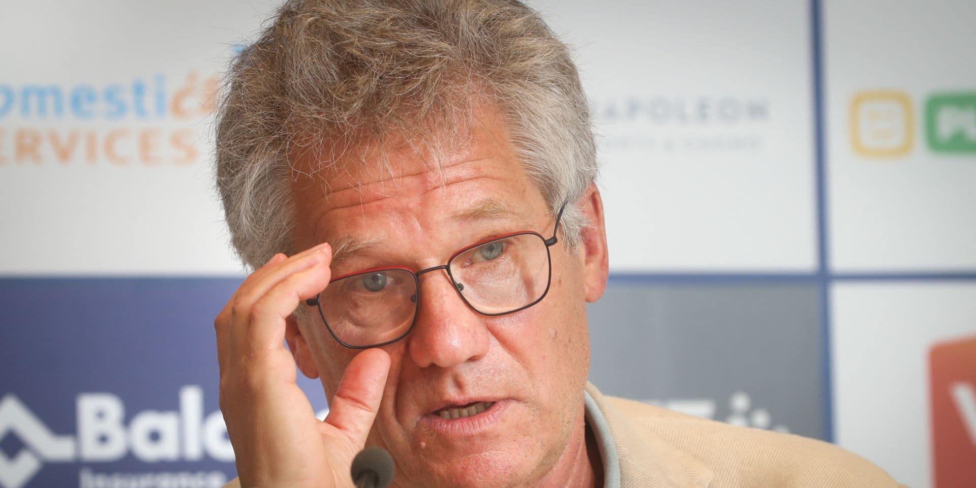 Laszlo Bölöni bientôt en route pour Seraing?