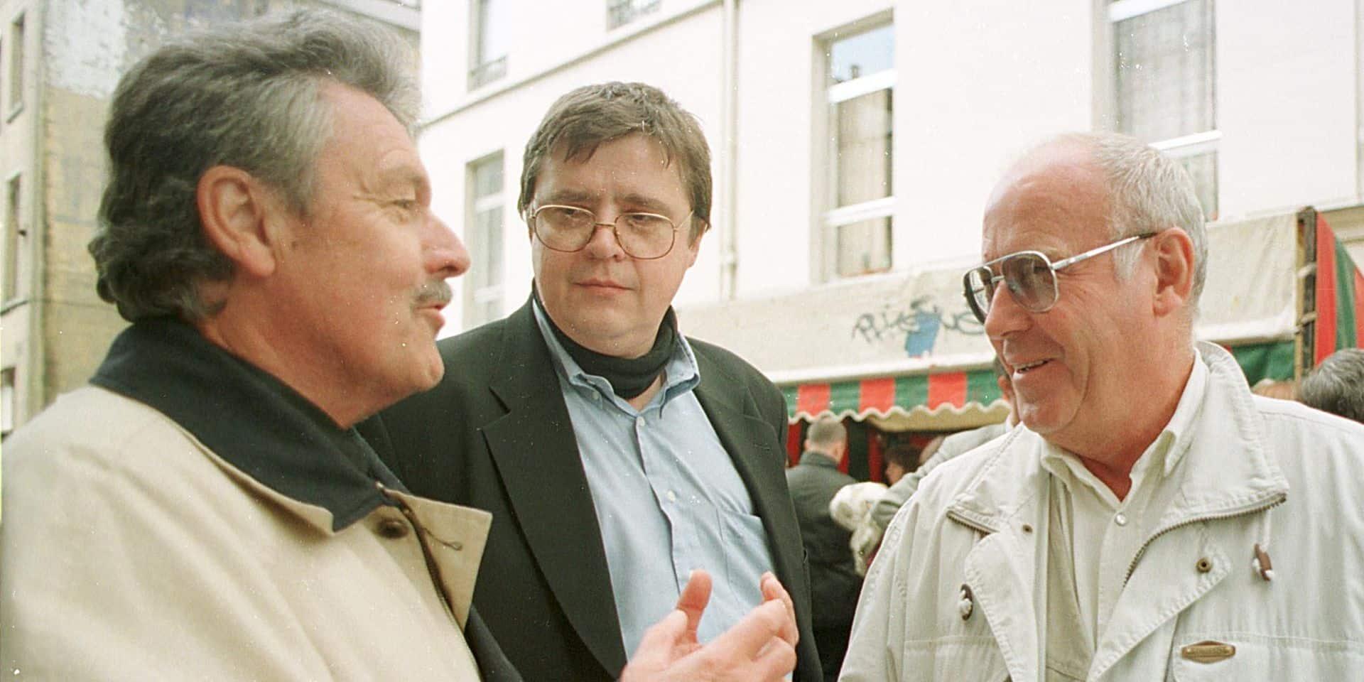 André-Paul Duchateau, père de Ric Hochet, était l'ami public n°1