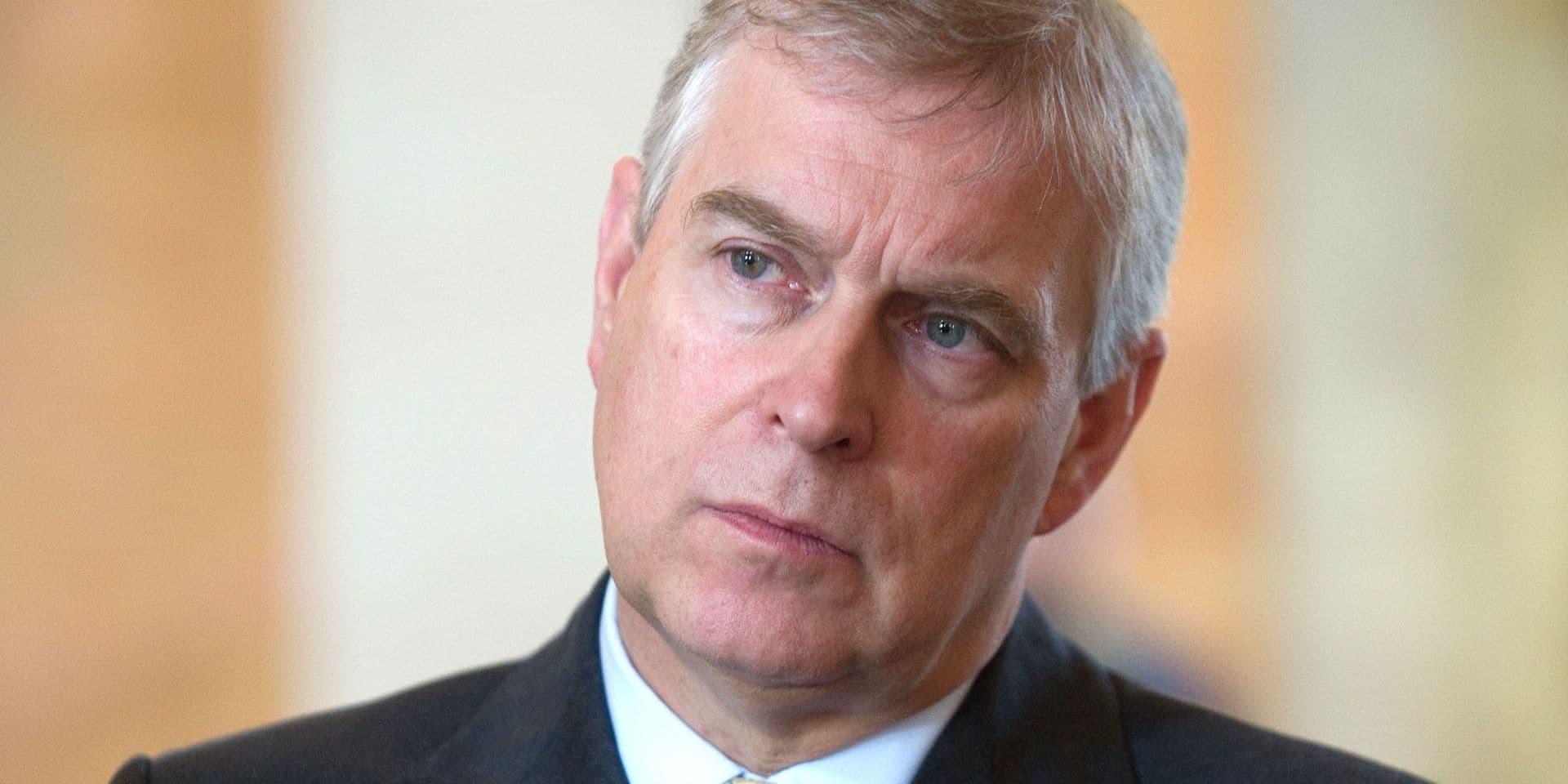 """Affaire Epstein: le prince Andrew """"a fermé la porte"""" à toute coopération avec la justice"""