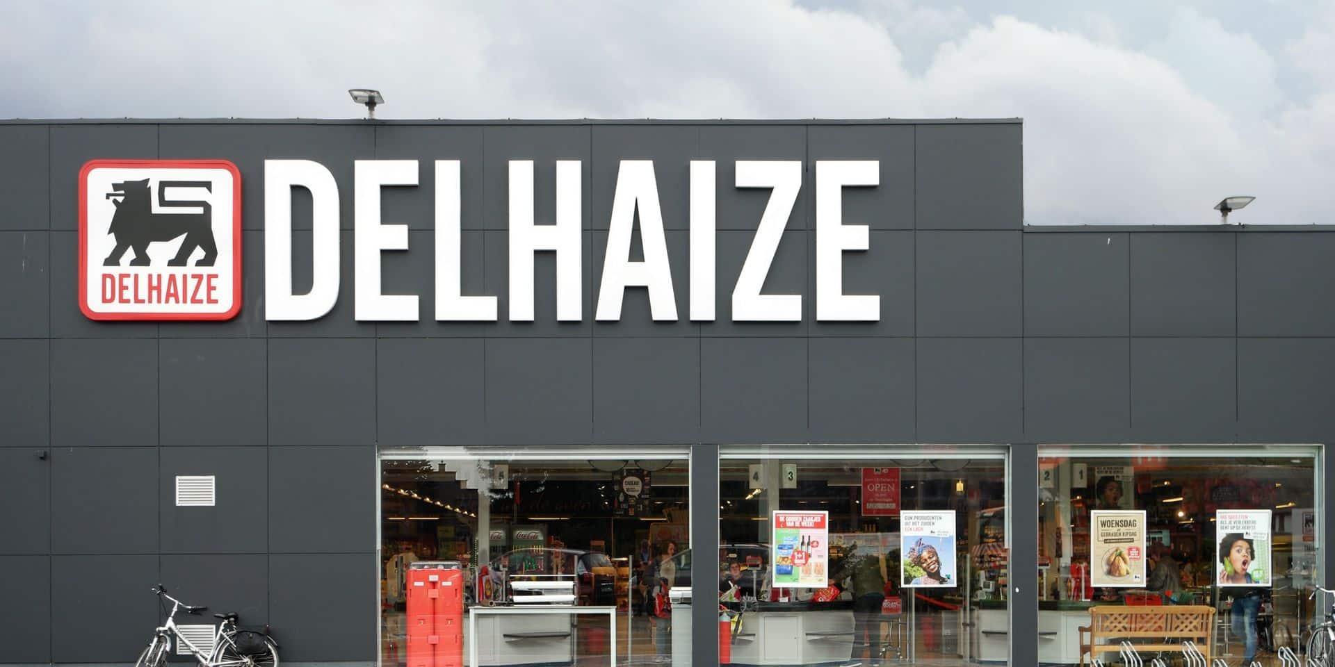 Incendie chez un fournisseur : Delhaize pourrait être à court de viande de porc