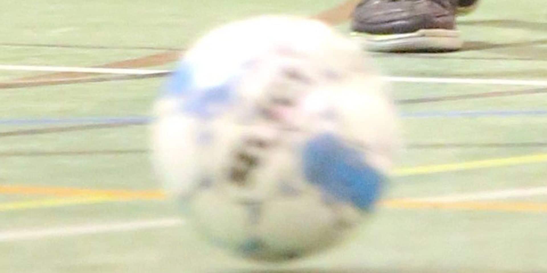 Futsal: Charleroi passe un tour de plus et se qualifie pour les demi-finales de la Coupe
