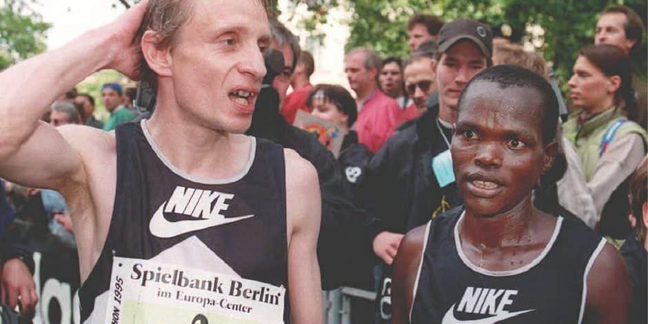 Le marathon de Berlin 1995: une performance entre fierté et regrets pour Vincent Rousseau