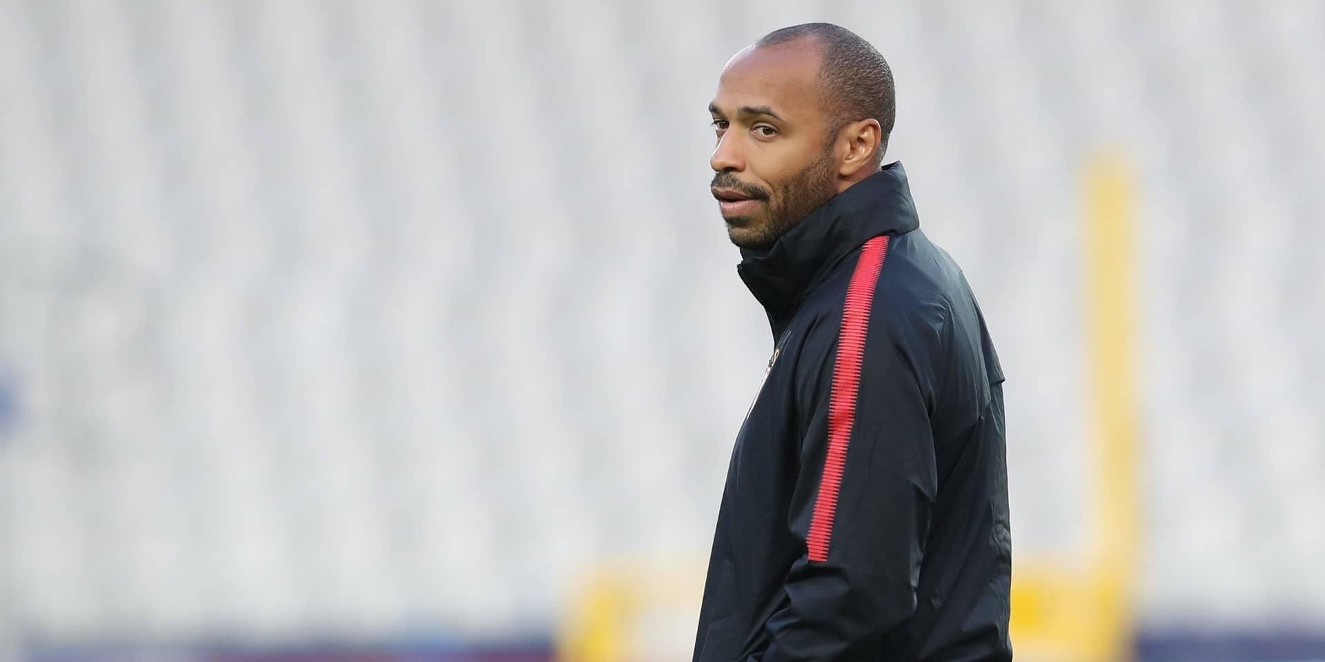 Thierry Henry démissionne à Montréal