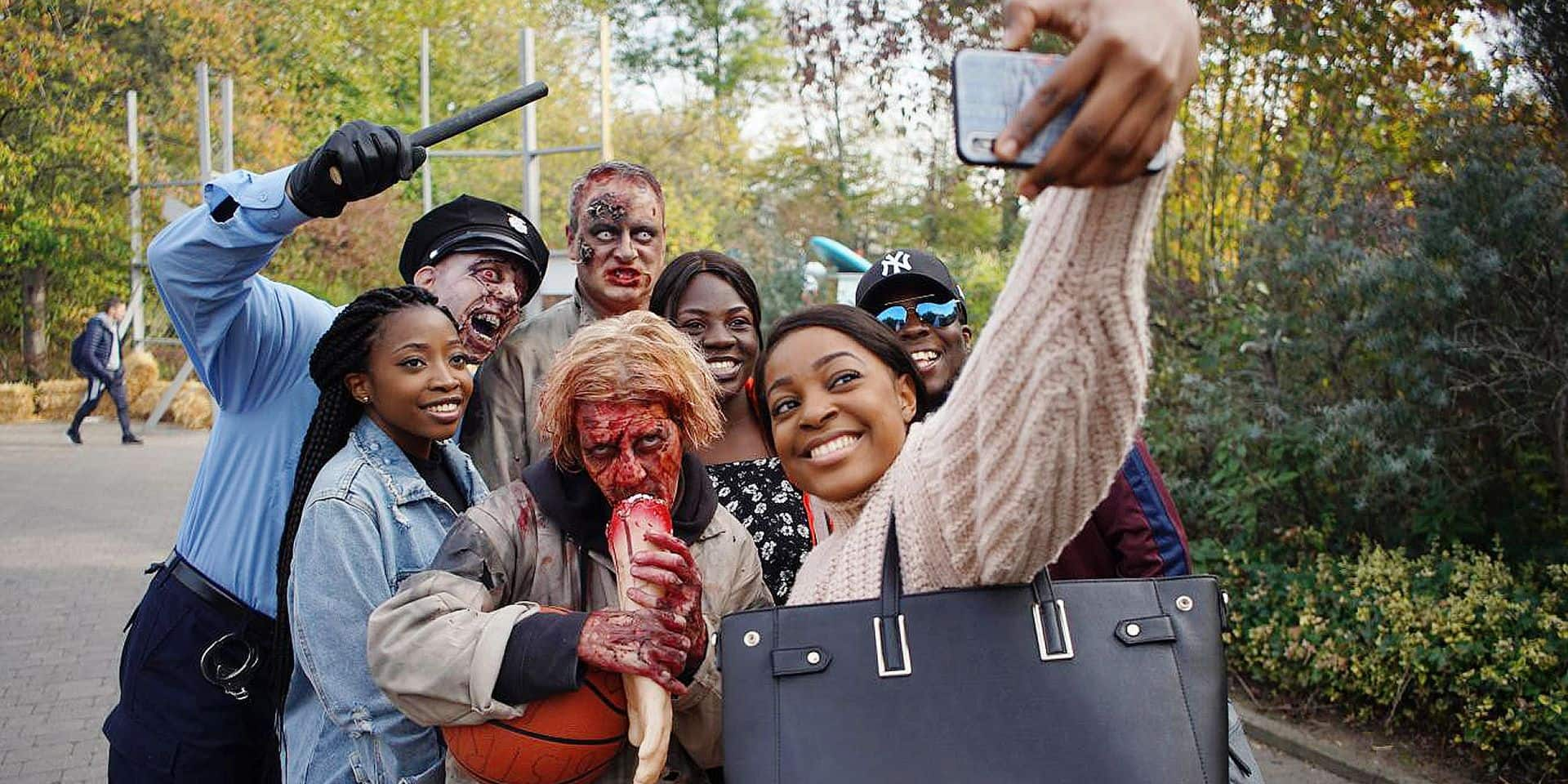 Halloween sera plus effrayant que jamais à Walibi