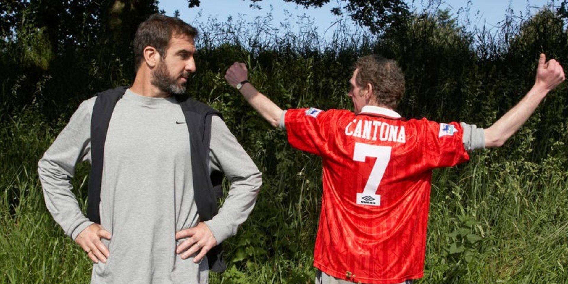 """Le football à l'écran, notre sélection de films et séries: """"Looking for Eric"""", le meilleur rôle de Cantona-le-philosophe (11/20)"""