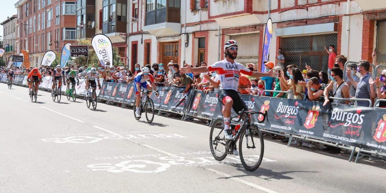 """Fernando Gaviria, comme un symbole après la maladie: """"L'une des mes victoires les plus savoureuses"""""""