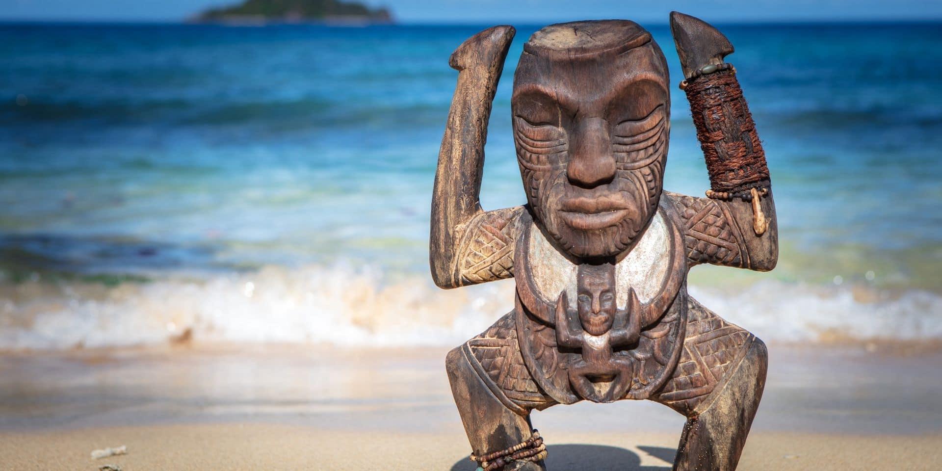 """Cet ancien candidat de Koh Lanta a été défiguré lors d'un voyage à Tahiti: """"C'était beaucoup plus douloureux qu'une guêpe"""""""