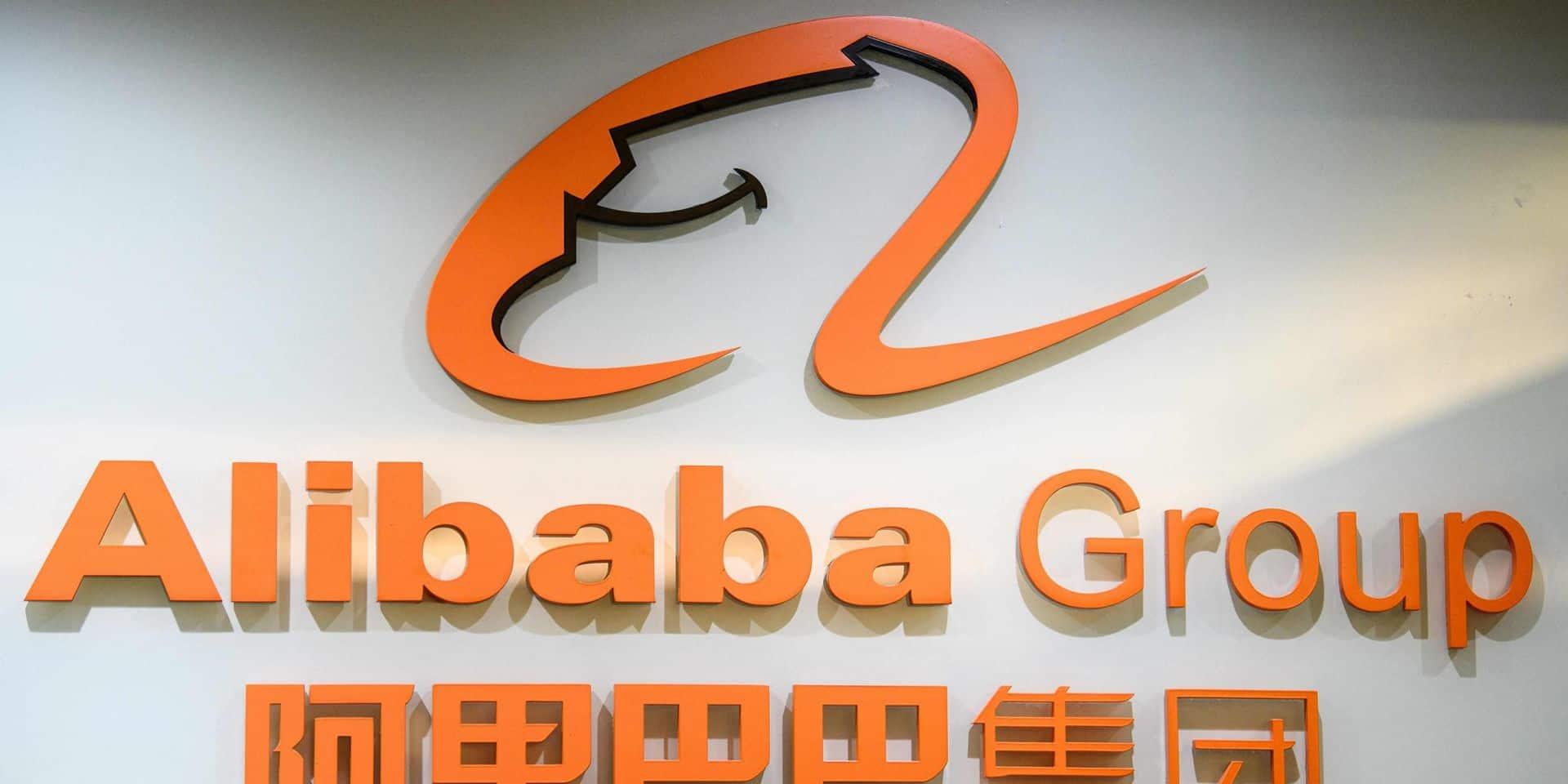 Chine: amende de 2,78 mds de dollars pour Alibaba pour pratiques monopolistiques