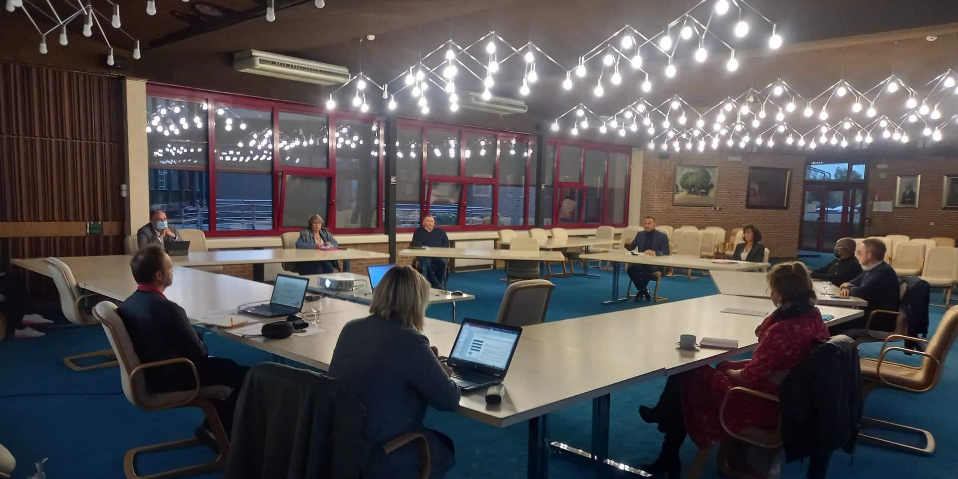 Sambreville : lancement du Comité d'accompagnement du Parc des générations