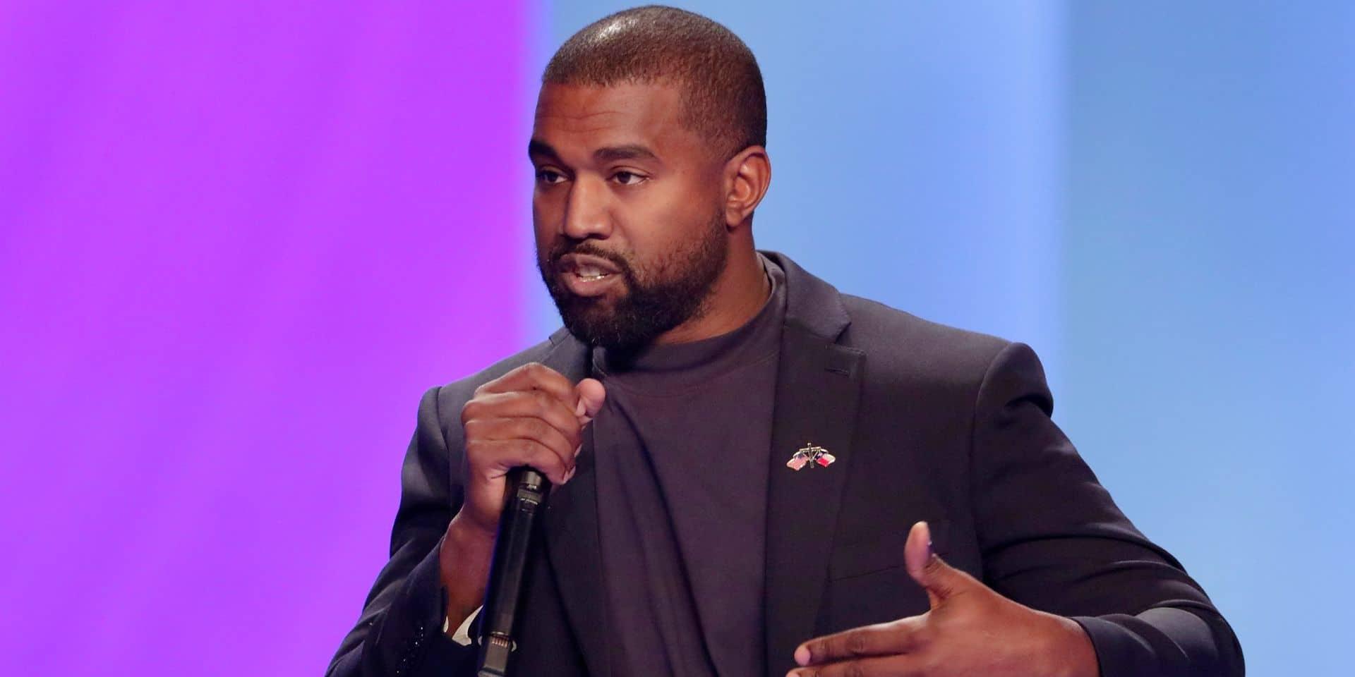 Kanye West entame... une grève de la musique !