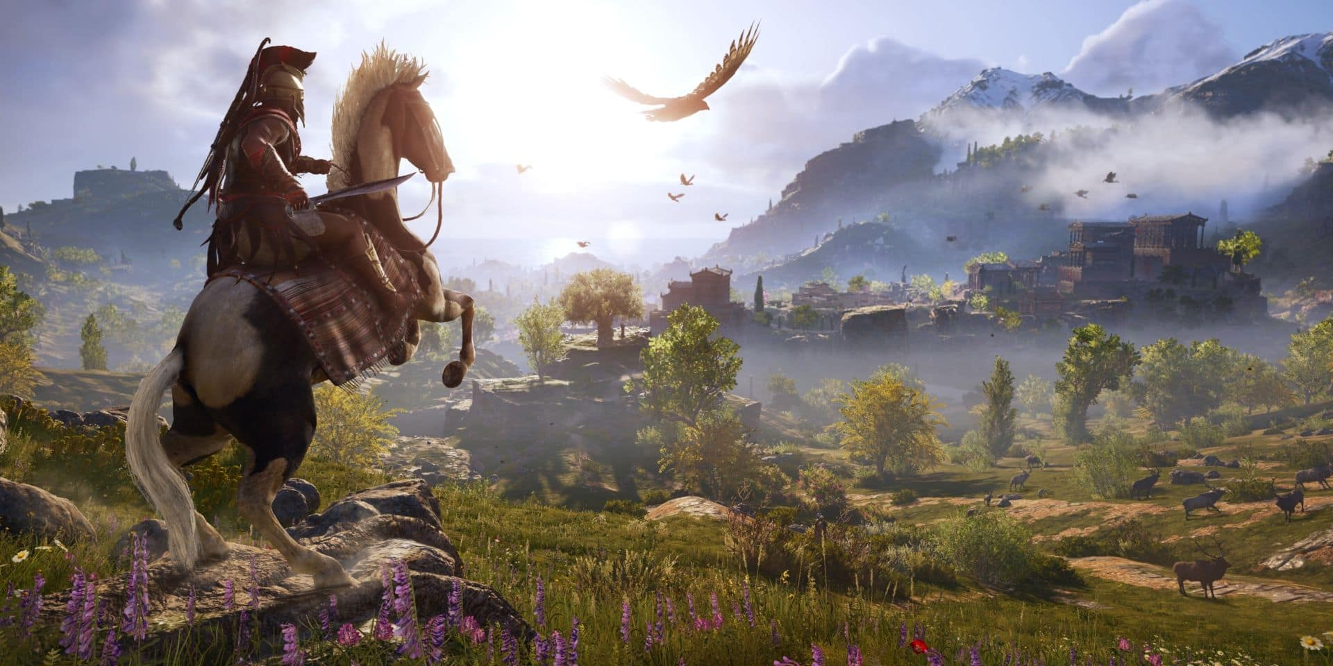 Assassin's Creed: une Odyssey palpitante (TEST)
