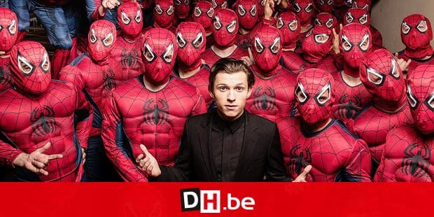 RELEASE DATE: July 7, 2017 TITLE: Spider-Man: Homecoming STUDIO: Columbia Pictures DIRECTOR: Jon Watts PLOT: A young Peter Parker/Spider-Man begins to navigate his newfound identity as the web-slinging superhero STARRING: Tom Holland and an army of Spider-Men invade Hollywood to debut the trailer (Credit: Columbia Pictures/Entertainment Pictures/ZUMAPRESS.com) Reporters / Zuma