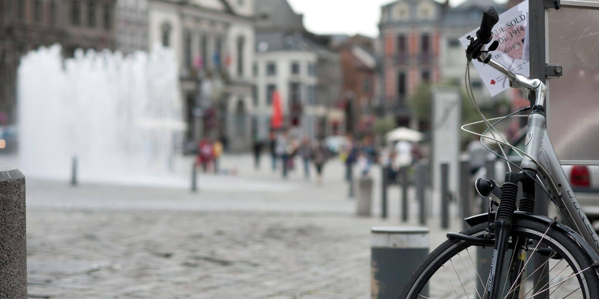 À Mons, le vélo garde le vent en poupe