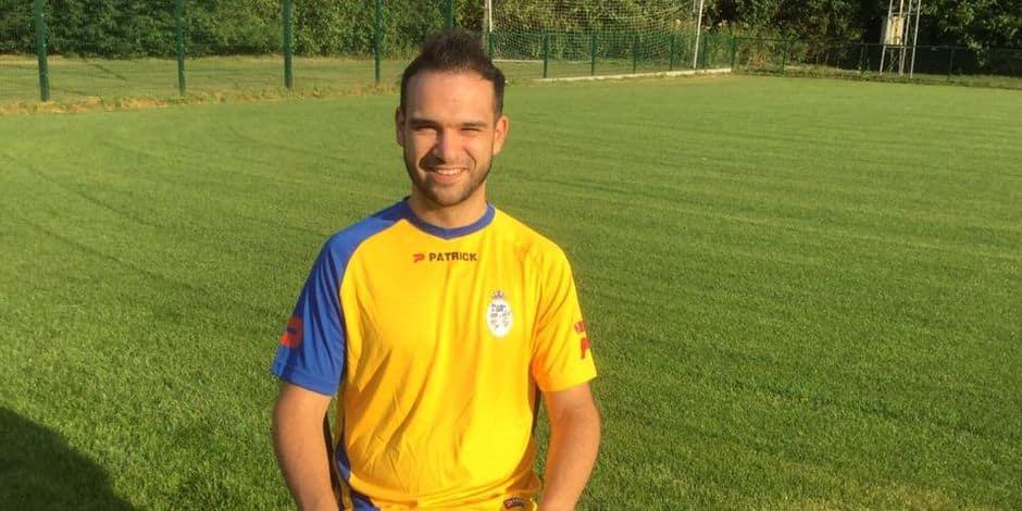 D3A amateurs: Ivan Ruiz quitte le Léo et retourne à... Jette