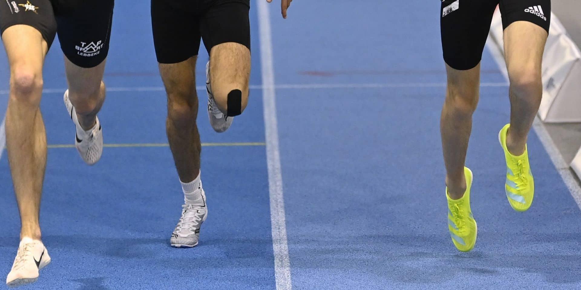 Une proportion importante d'athlètes présentent des symptômes persistants