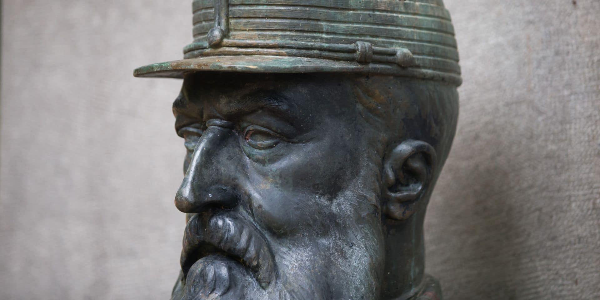 Statue de Léopold II retirée à l'UMons : place au débat et à la sensibilisation
