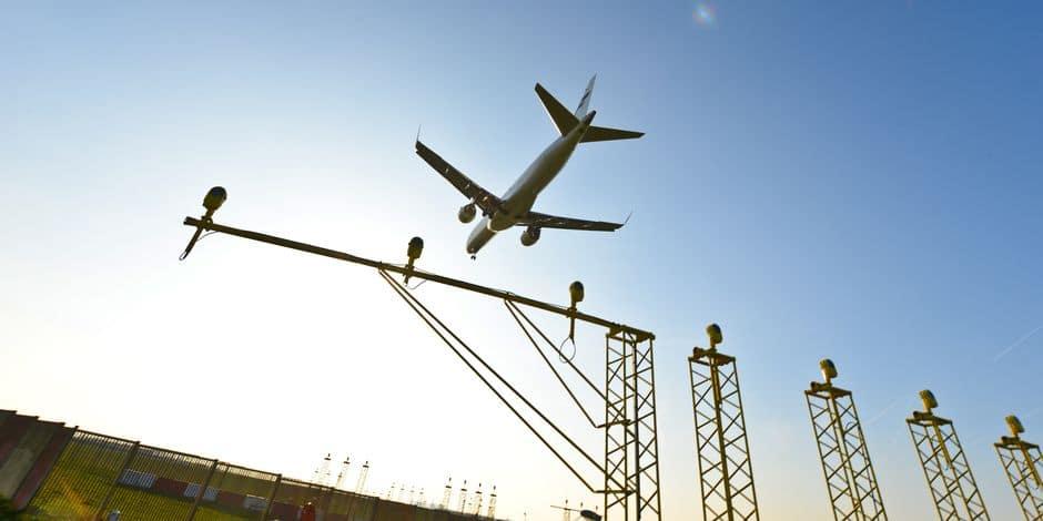 L'espace aérien fermé à cause d'un problème informatique — Belgique