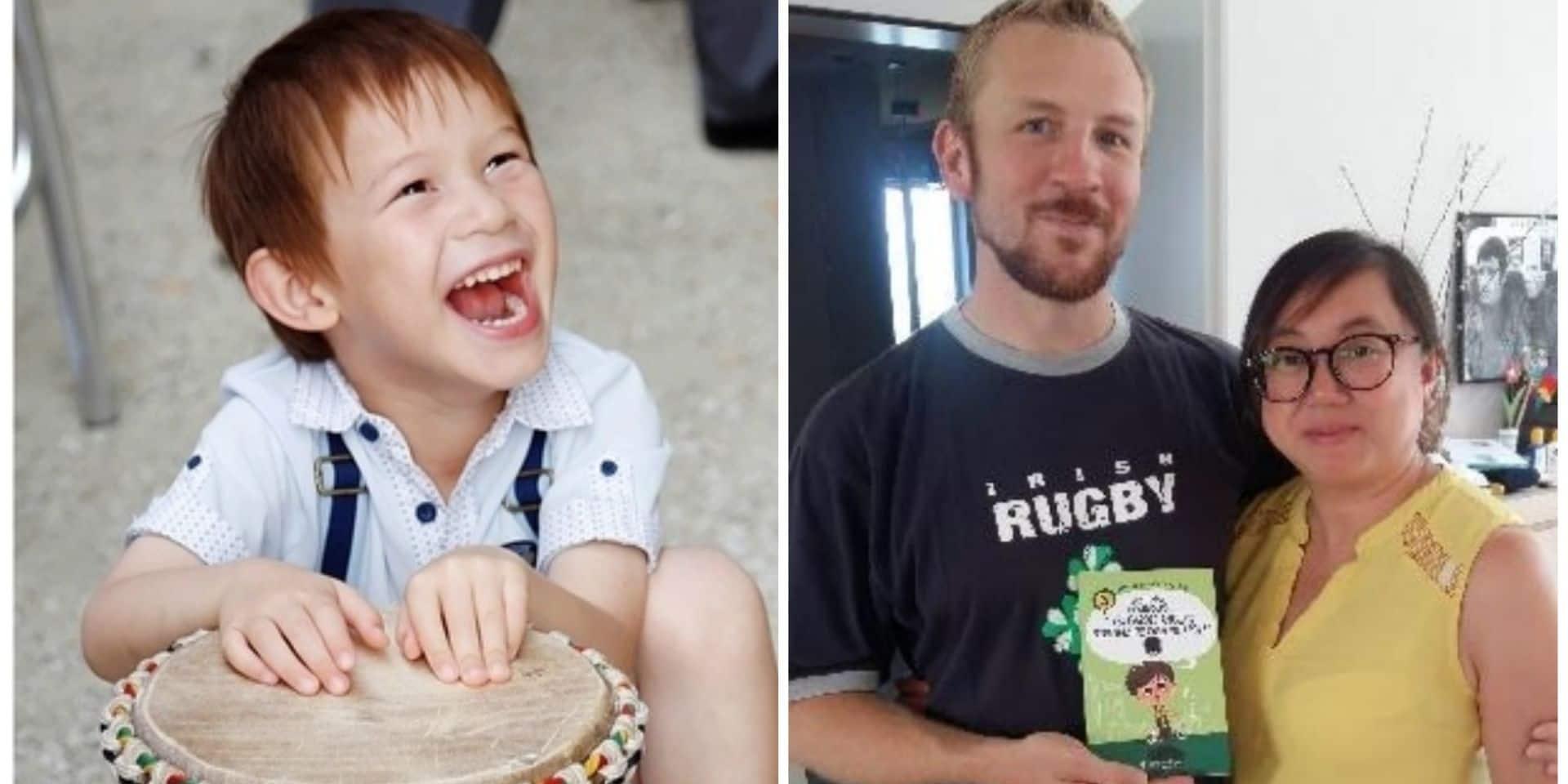Mons: Le papa du petit Tao, tué par un chauffard, sort un livre en hommage à son fils