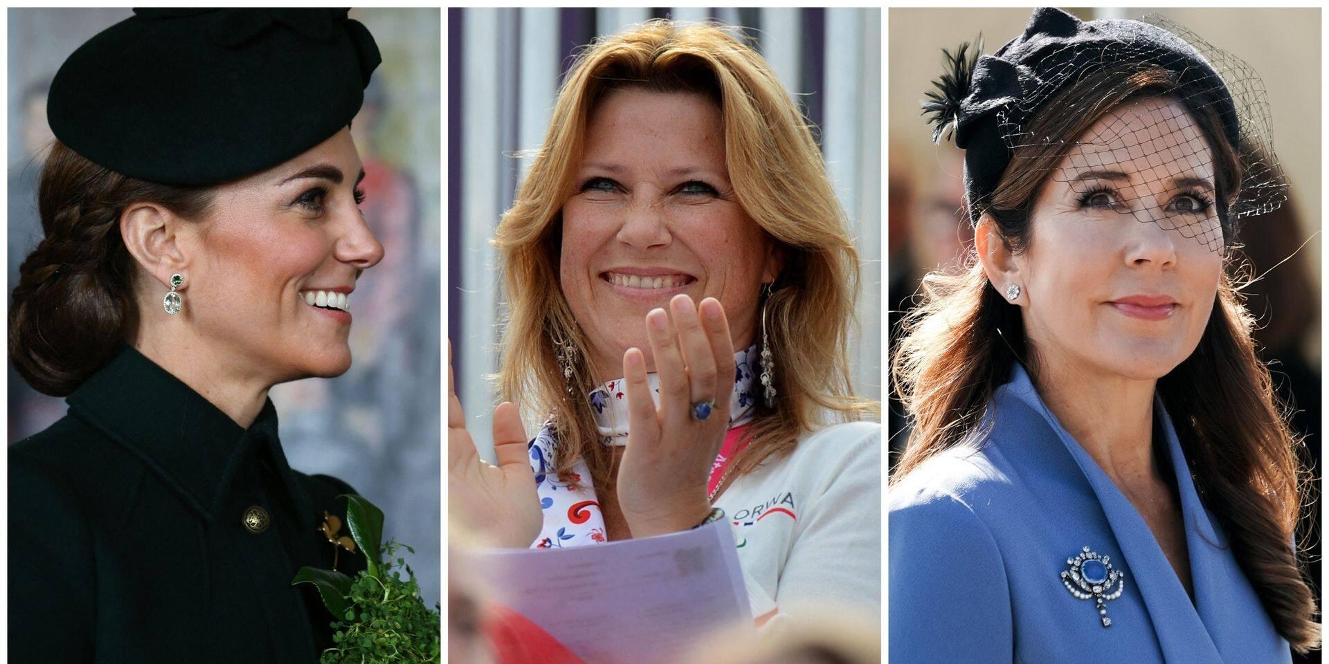 Mary, Kate, Märtha Louise... comment la royauté européenne a célébré la Journée internationale des droits des femmes