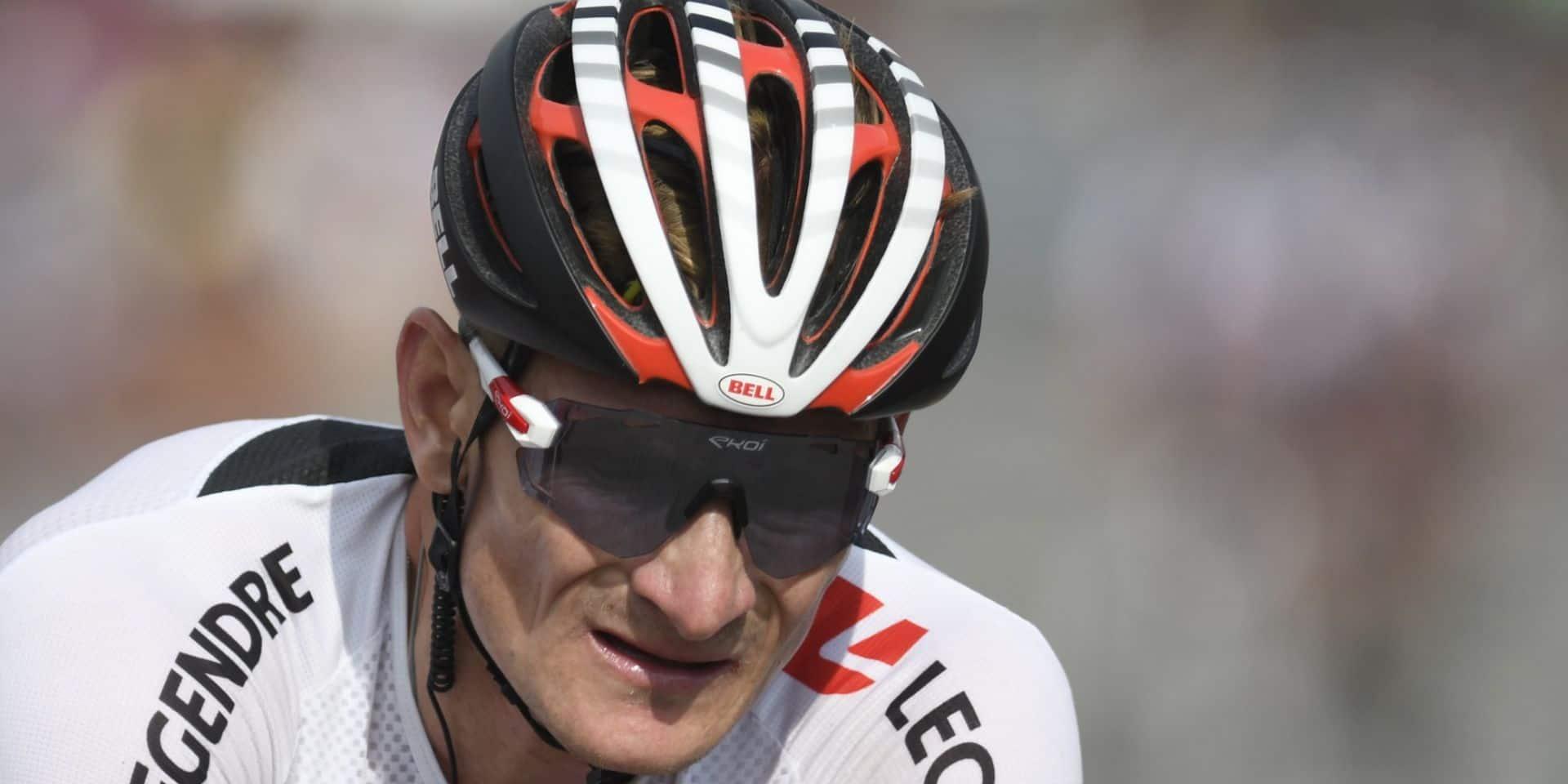 Greipel rebondit chez Israel Cycling Academy