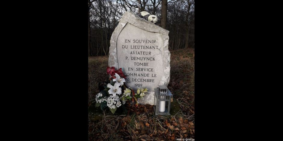 Flémalle : hommage à un héros