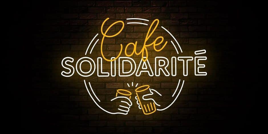 Café Solidarité: payez votre bière maintenant, consommez-la à la réouverture des bars et cafés