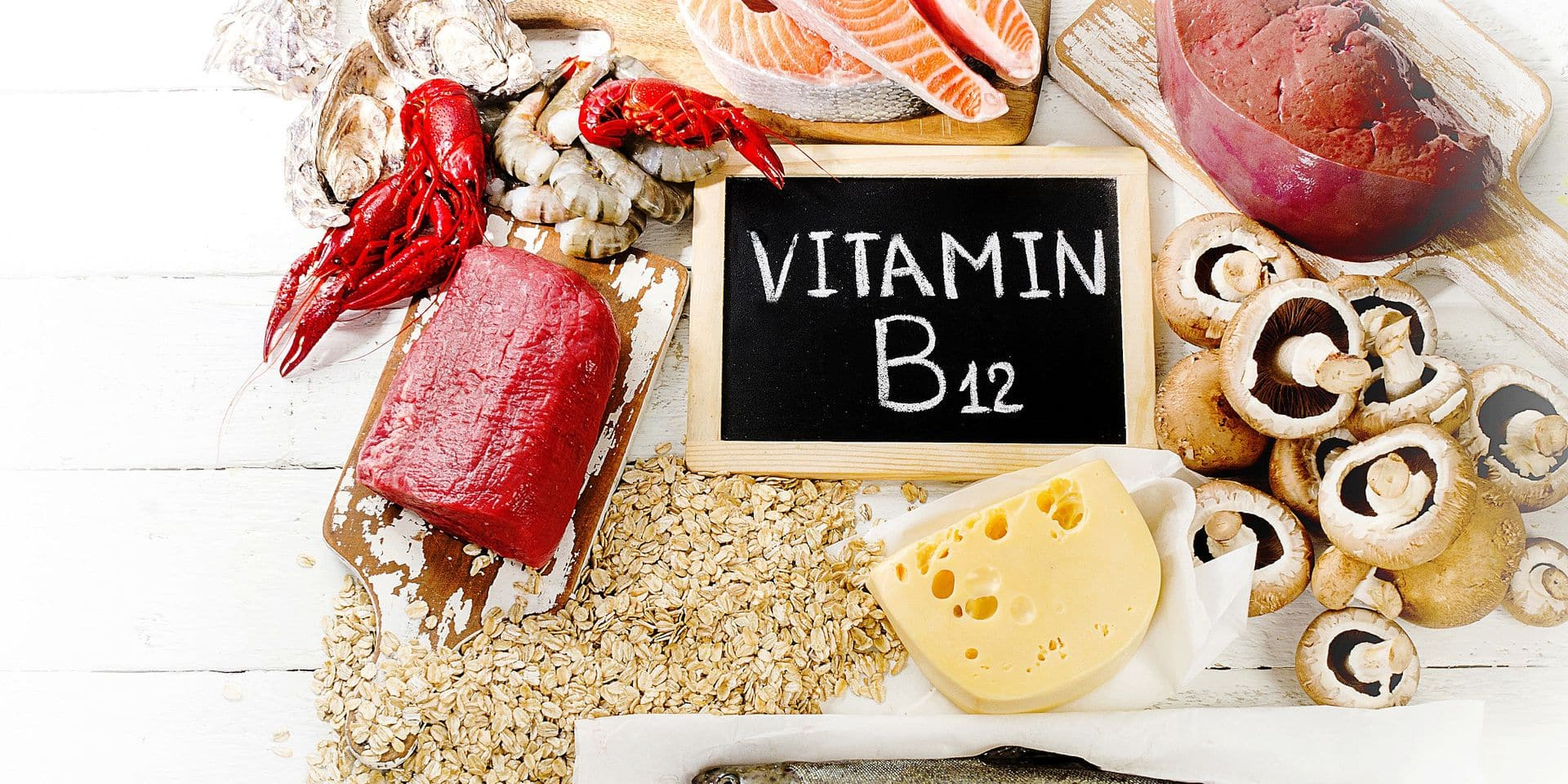 On a tous besoin de vitamine B12: comment faire le plein ?