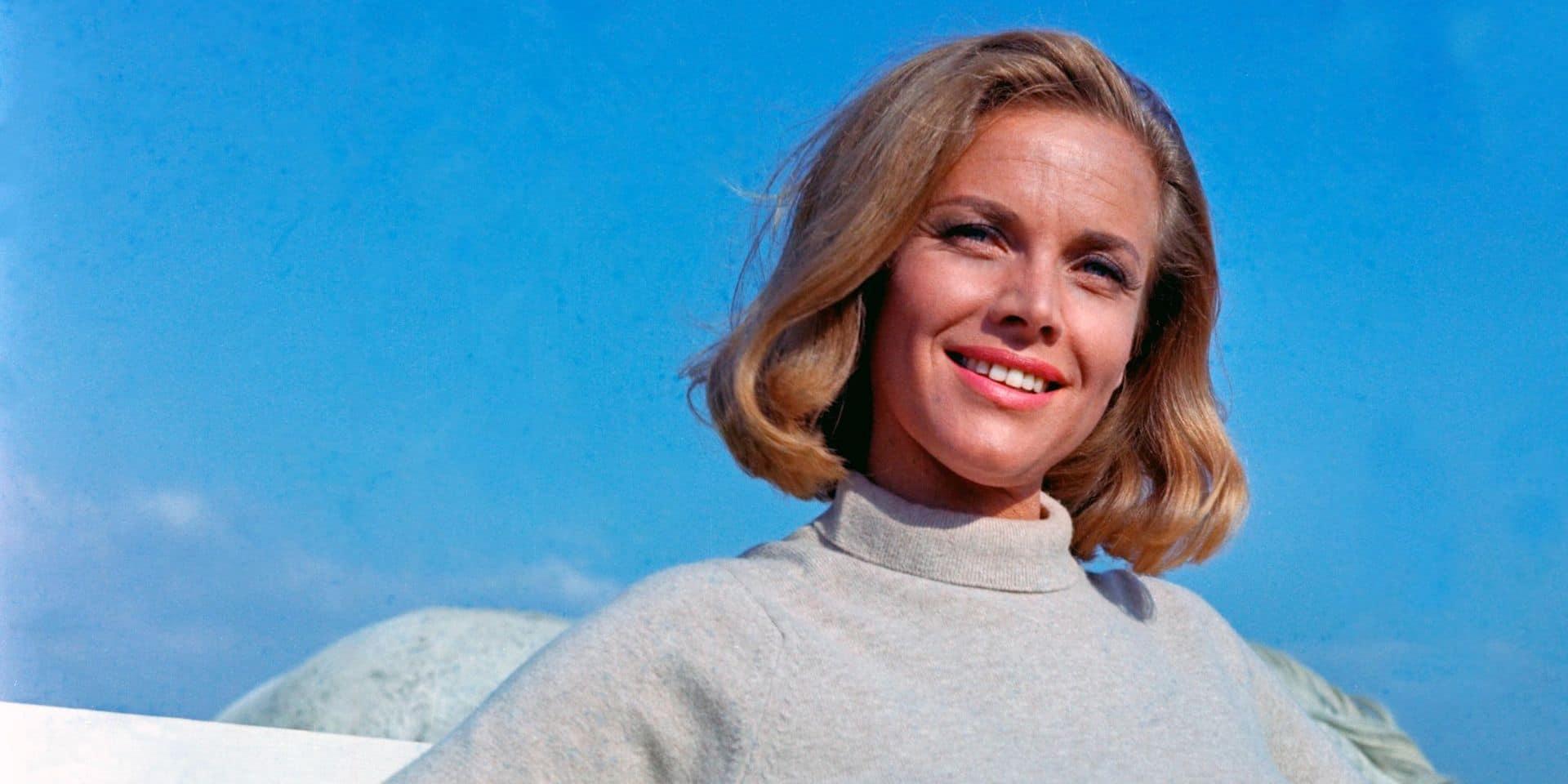 Honor Blackman, la James Bond Girl de Goldfinger, est décédée