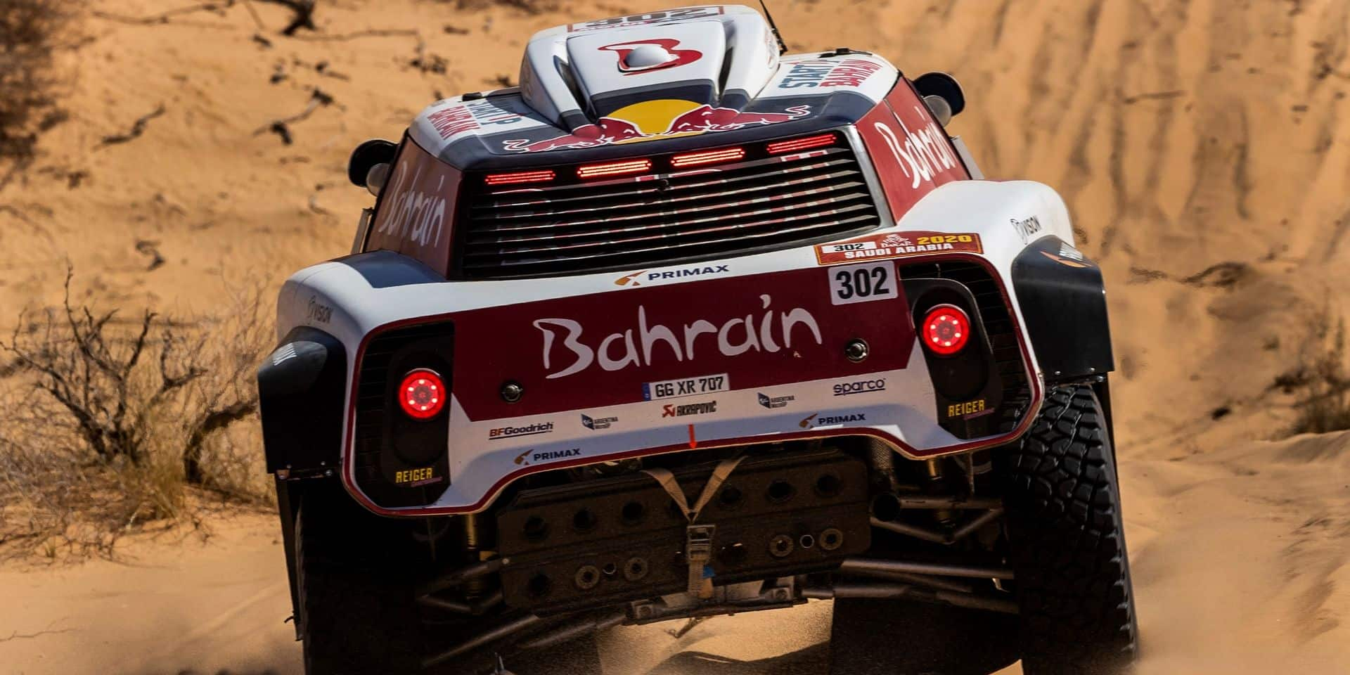 Dakar 2020: Victoire de Peterhansel, Sainz reste en tête