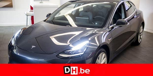 Les premiers Modèle 3 livrés en Europe début février | Tesla — Tesla