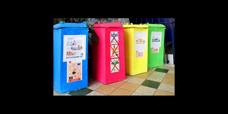 Namur : nouveau guide pratique de sensibilisation à la propreté publique