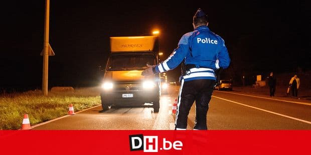 ACTION CONTROLE POLICE