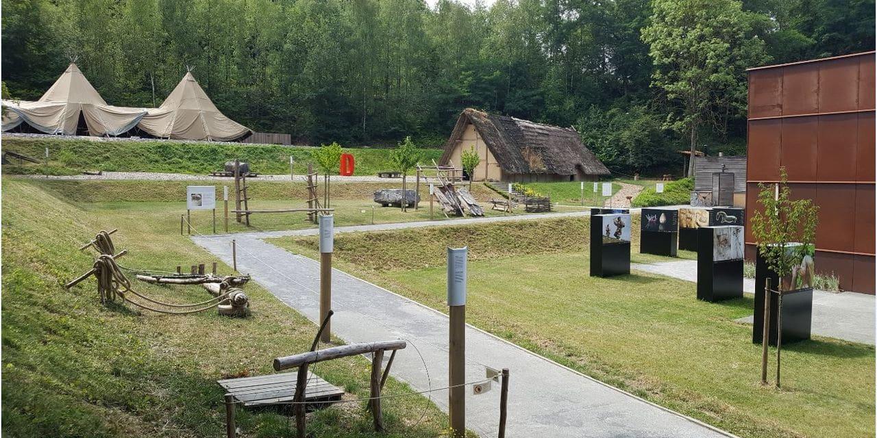 Le Préhistomuseum devrait doubler sa superficie