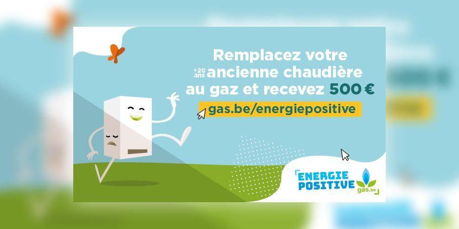Energie positive : les 5 bonnes raisons de passer du mazout au gaz