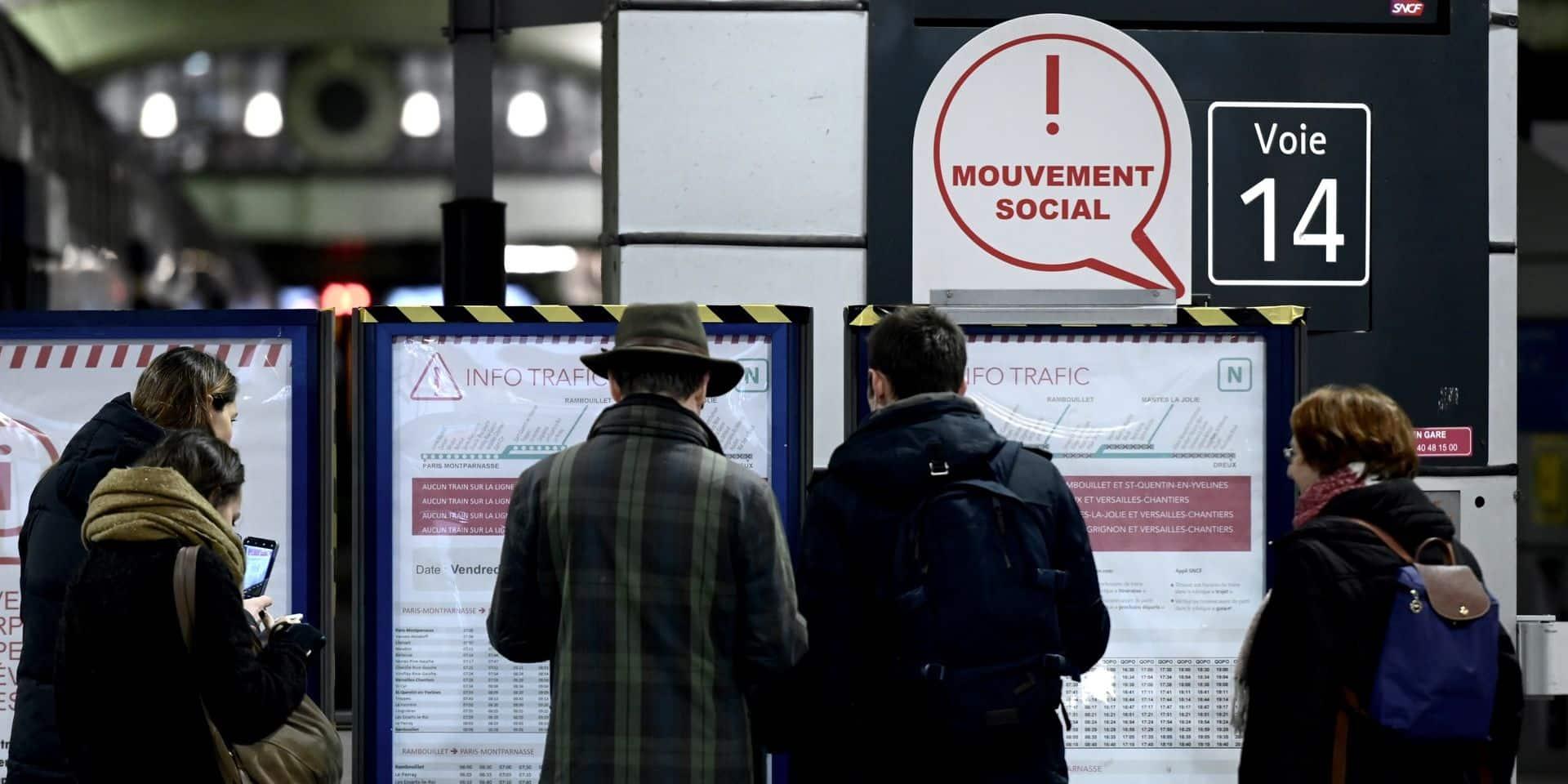En France, la grève des transports s'inscrit pour durer