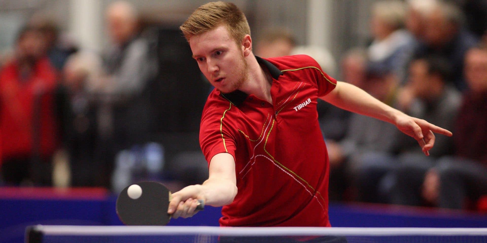 Tennis de table : Florent Lambiet, seul rescapé à Doha…