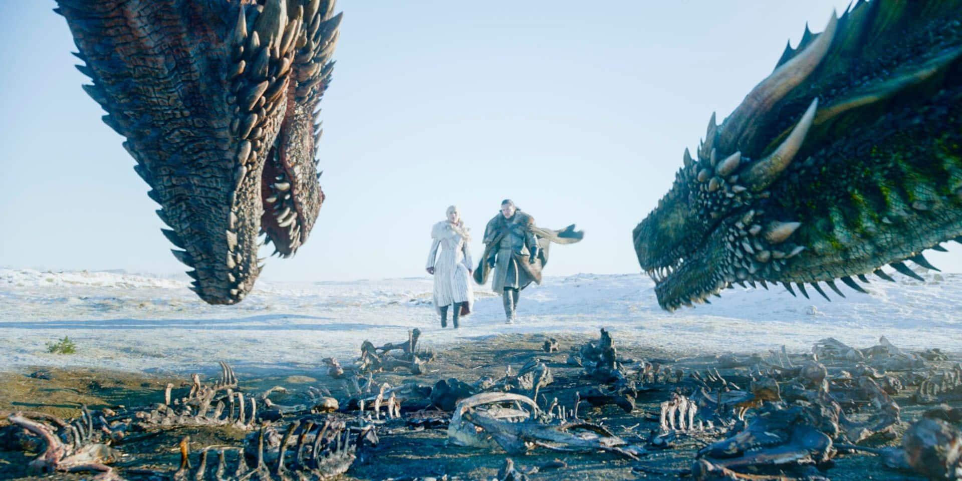 """Le prequel de """"Game of Thrones"""" attendu en 2022"""