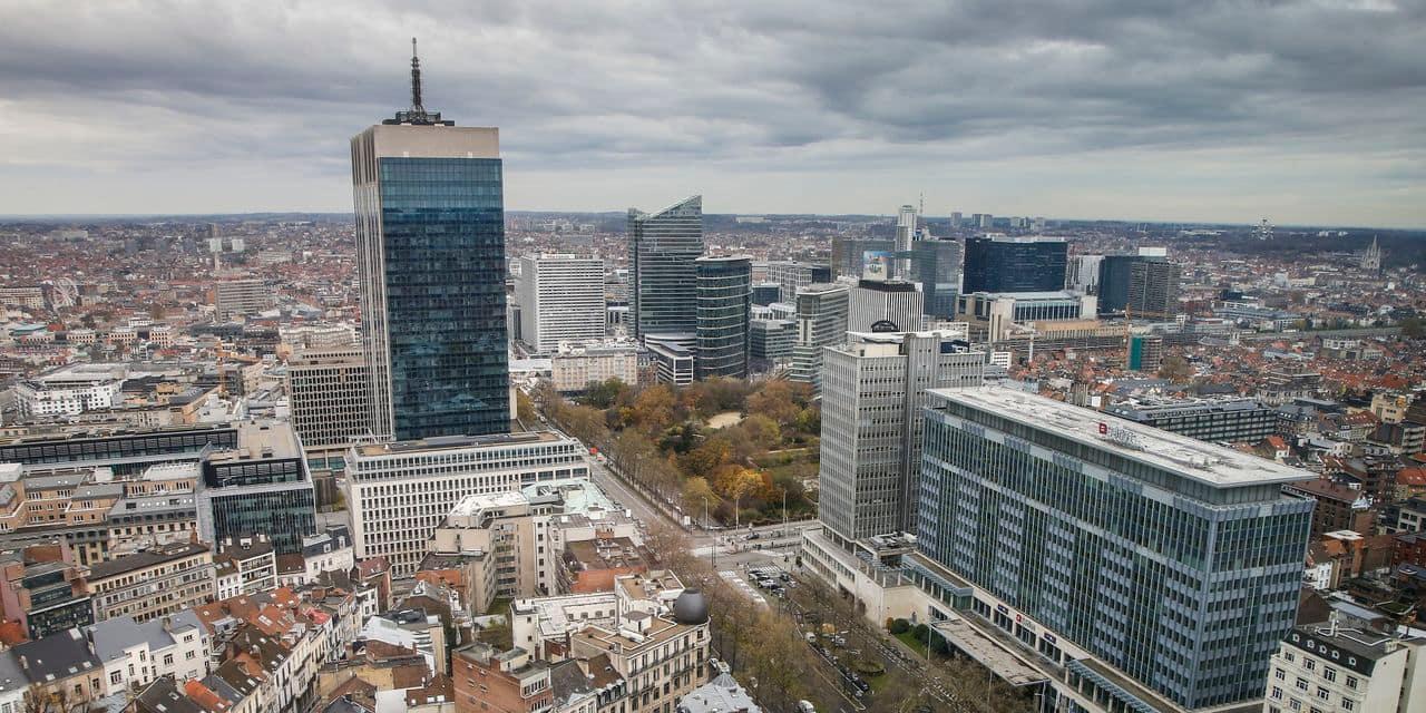 La Tour des Finances à Bruxelles change de propriétaire pour un montant record