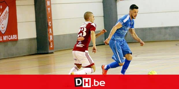 NGCH - Copyright THIERRY PORTIER -- futsal rosselies --gooi