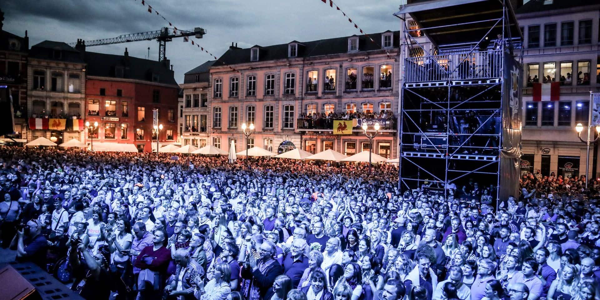 Mons : dix artistes pour fêter autrement le concert du Doudou