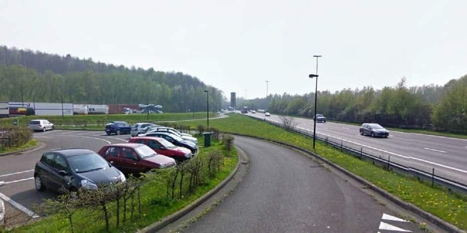 E19/A7: les voies entre l'échangeur de Haut-Ittre et l'aire d'Orival libérées