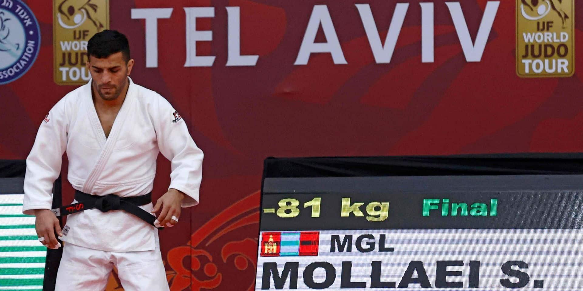 Judo iranien : suspension levée, Mollaei critiqué !