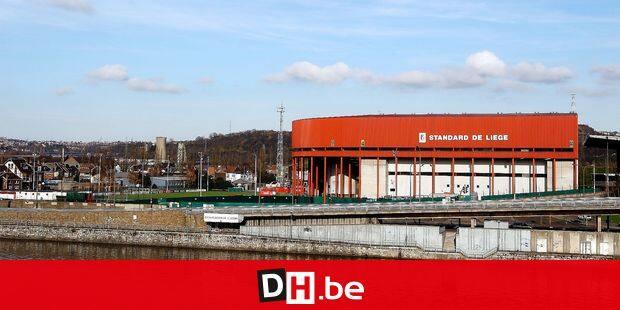 20101120 LIEGE , BELGIUM: Illustration shows the Maurice Dufrasne stadium of Belgian first league soccer team Standard de Liege, Saturday 20 November 2010 in Sclessin, Liege. BELGA PHOTO MICHEL KRAKOWSKI