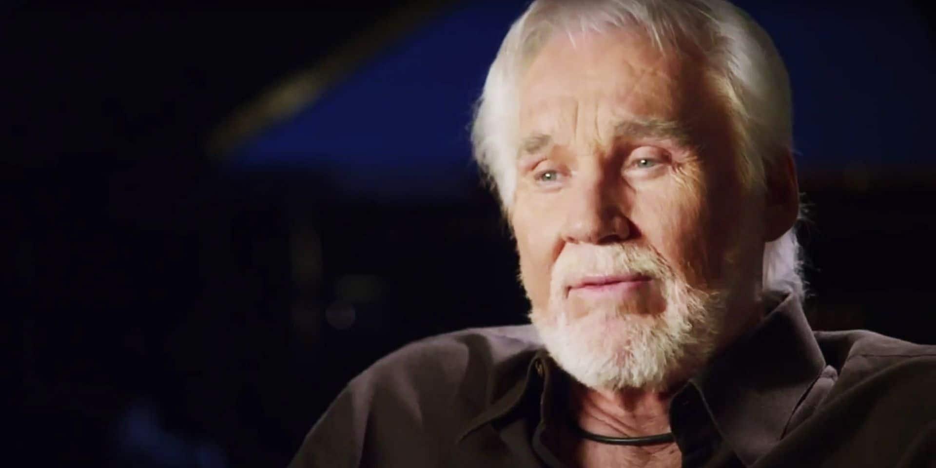 Décès du chanteur américain de musique country Kenny Rogers