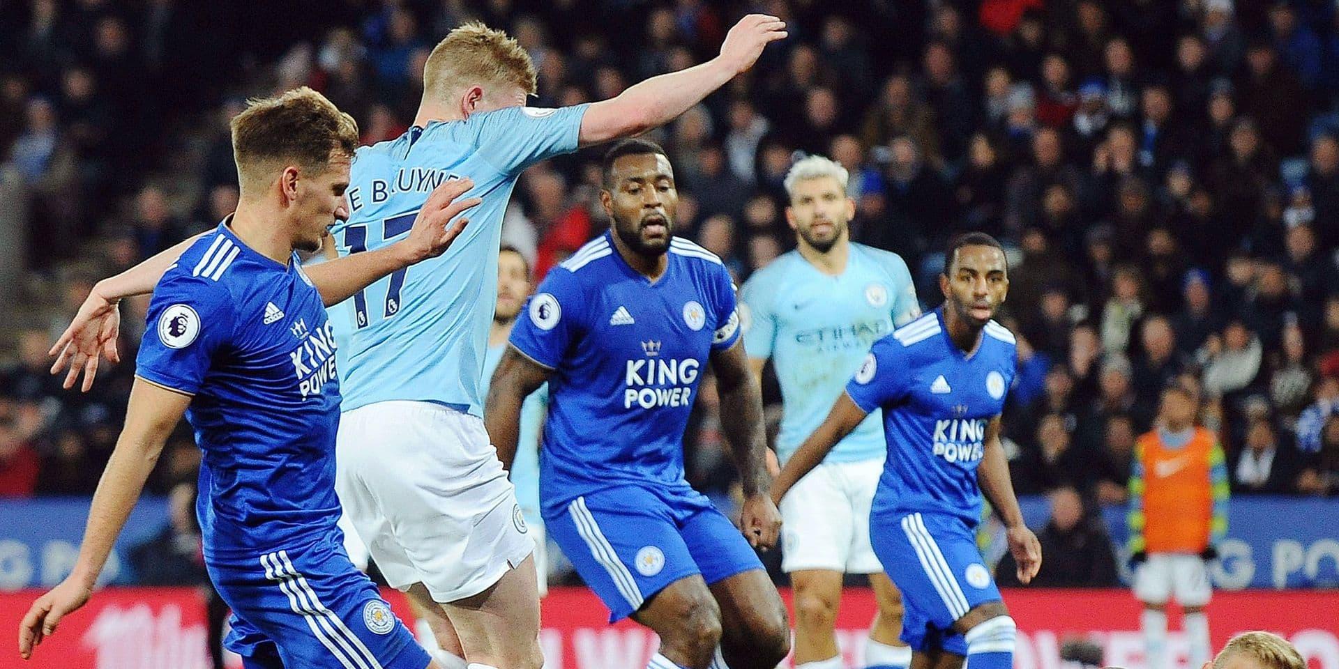 Premier League: Manchester City a la gueule de bois