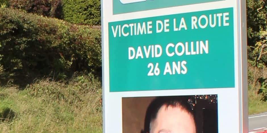 8e anniversaire du décès de David Collin