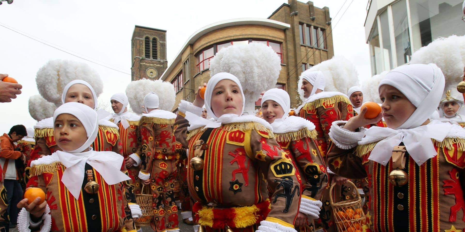 La Ville de La Louvière va doubler ses subsides pour les sociétés carnavalesques