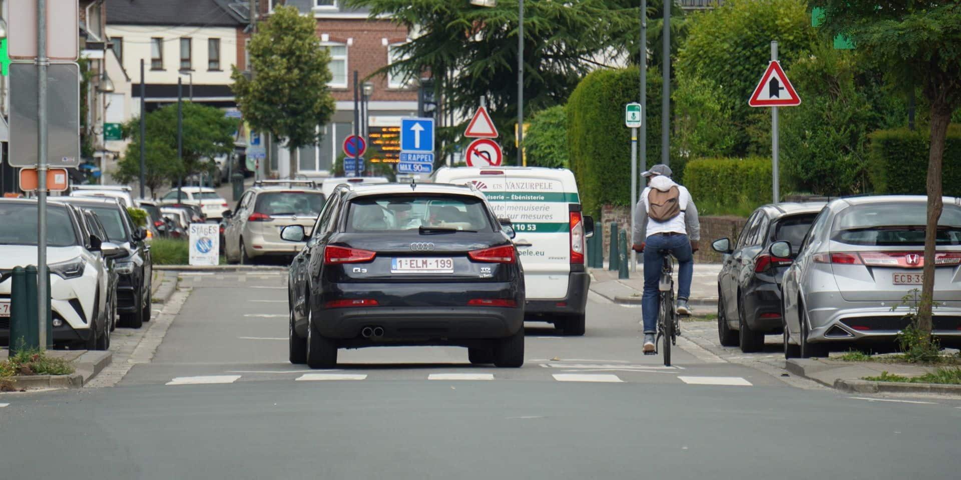 """Les usagers faibles impliqués dans 20 accidents en 2019 à Rixensart: """"des chiffres interpellants"""""""